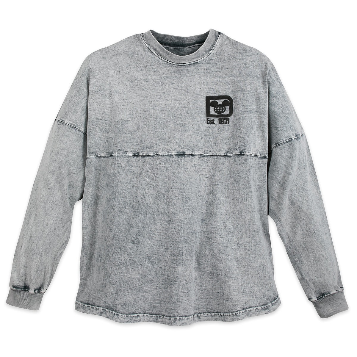 f91c38b7868 Product Image of Walt Disney World Mineral Wash Spirit Jersey for Adults -  Gray # 1