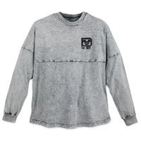 Image of Walt Disney World Mineral Wash Spirit Jersey for Adults - Gray # 1
