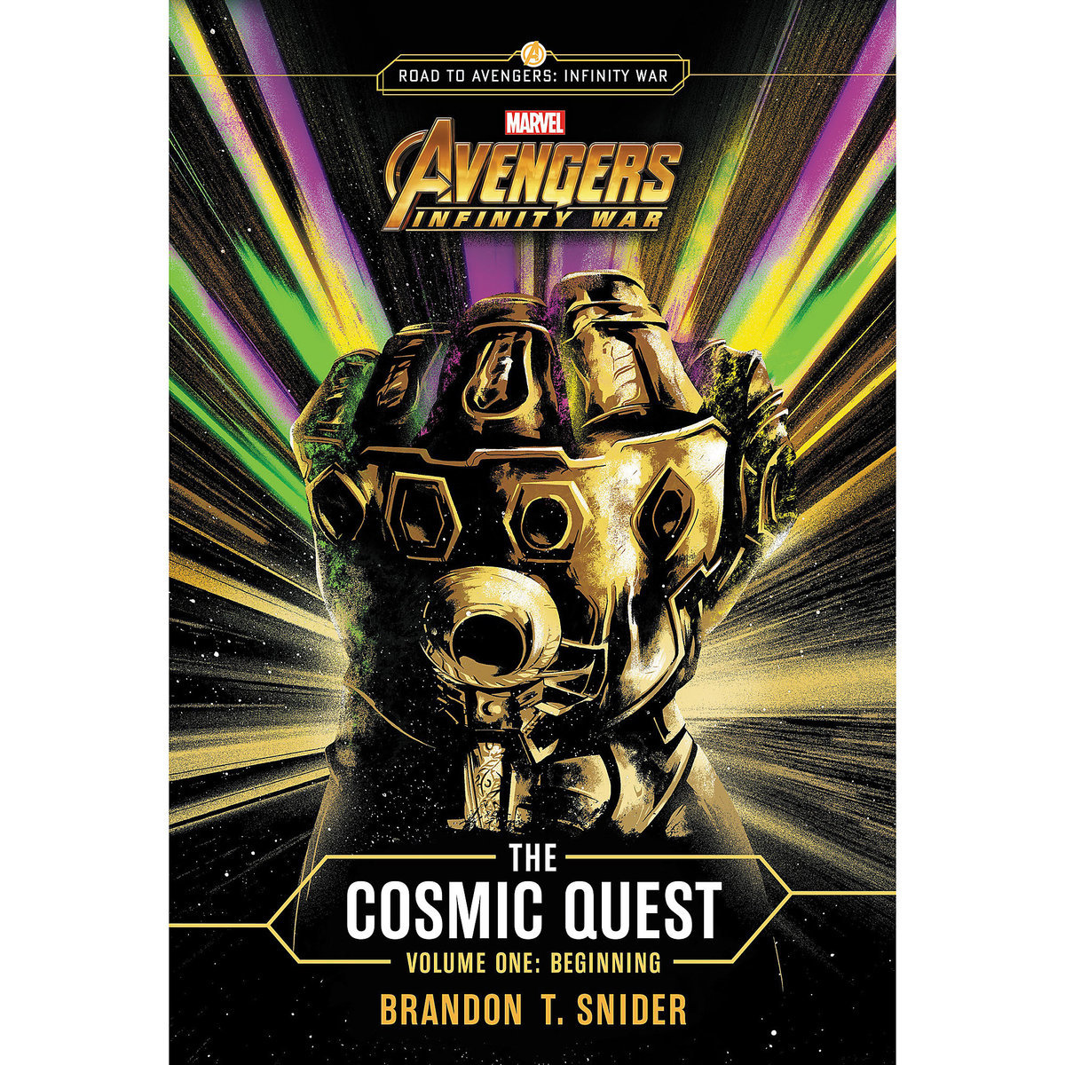 3c9d278386 Product Image of Marvel s Avengers  Infinity War  The Cosmic Quest - Volume  1