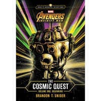 Image of Marvel's Avengers: Infinity War: The Cosmic Quest - Volume 1: Beginning Book # 1