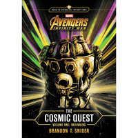 Image of Marvel's Avengers: Infinity War: The Cosmic Quest - Volume 1: Beginning Book # 1