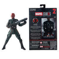 Image of Red Skull Action Figure - Legends Series - Marvel Studios 10th Anniversary # 9