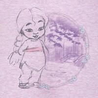 Image of Mulan Tank Top for Girls - Disney Animators' Collection # 2