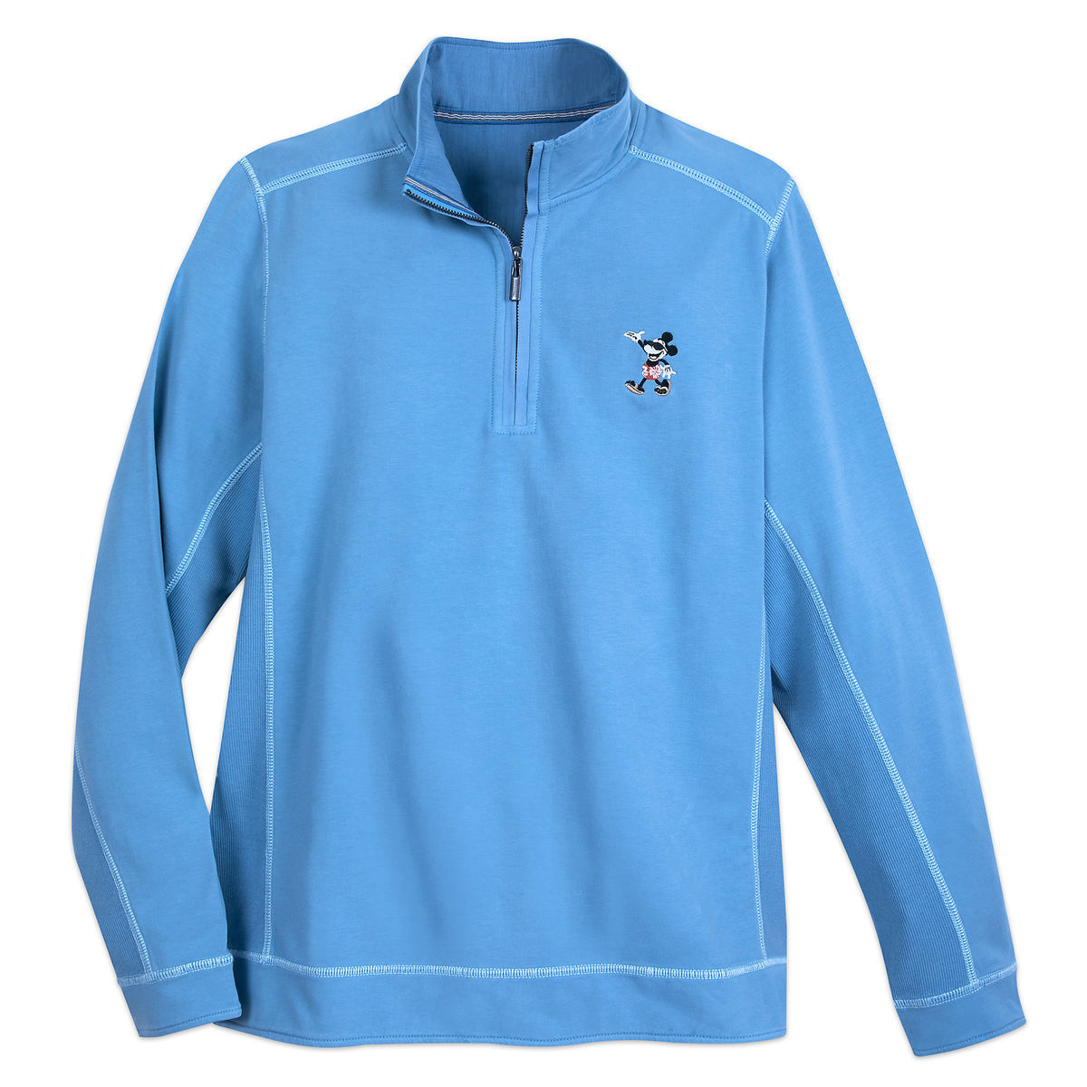 35e9b772102f1 Product Image of Mickey Mouse Pullover for Men by Tommy Bahama - Blue   1