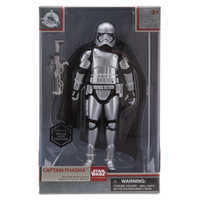 Image of Captain Phasma Elite Series Die Cast Action Figure - Star Wars: The Last Jedi # 2