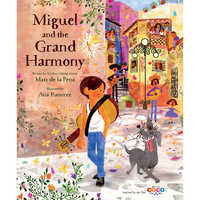 Image of Coco: Miguel and the Grand Harmony Book # 1