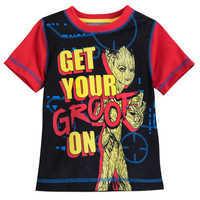 Image of Groot Short Sleep Set for Boys # 2