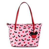 Image of Mickey Mouse Ear Hat Tote by kate spade new york - Pink # 1