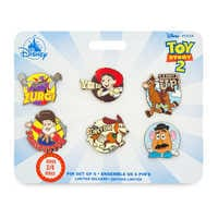 Image of Toy Story 2 Pin Set - Limited Release # 2
