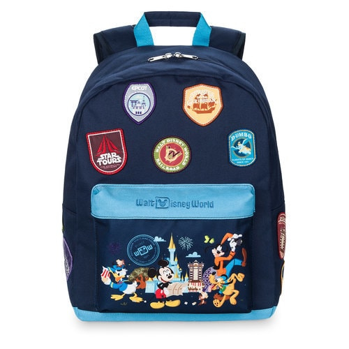 Mickey Mouse And Friends Backpack Walt Disney World