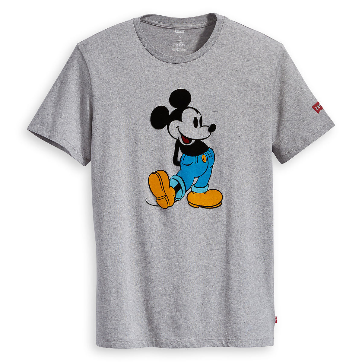 Mickey Mouse T Shirt For Men By Levis