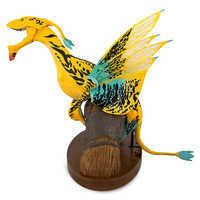 Image of Pandora - The World of Avatar Interactive Banshee Toy - Yellow/Green Variant # 2