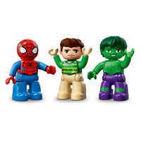 Image of Spider-Man & Hulk Adventures LEGO Duplo Playset # 4