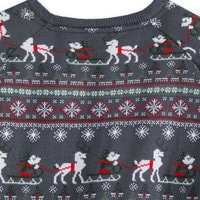 Mickey Mouse ''Ugly'' Holiday Sweater - Men
