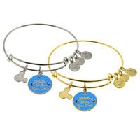 Snow White ''Whistle While You Work'' Bangle by Alex and Ani