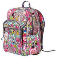 Image of Mickey Mouse and Friends Campus Backpack by Vera Bradley # 2