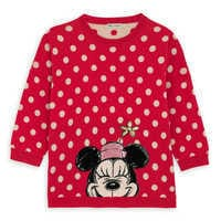 Image of Minnie Mouse Polka Dot Sweater for Women by Cath Kidston # 1