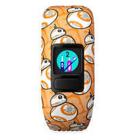 Image of BB-8 vivofit jr. 2 Activity Tracker for Kids by Garmin - Star Wars # 6