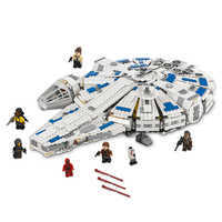 Image of Millennium Falcon Kessel Run Playset by LEGO - Solo: A Star Wars Story # 1