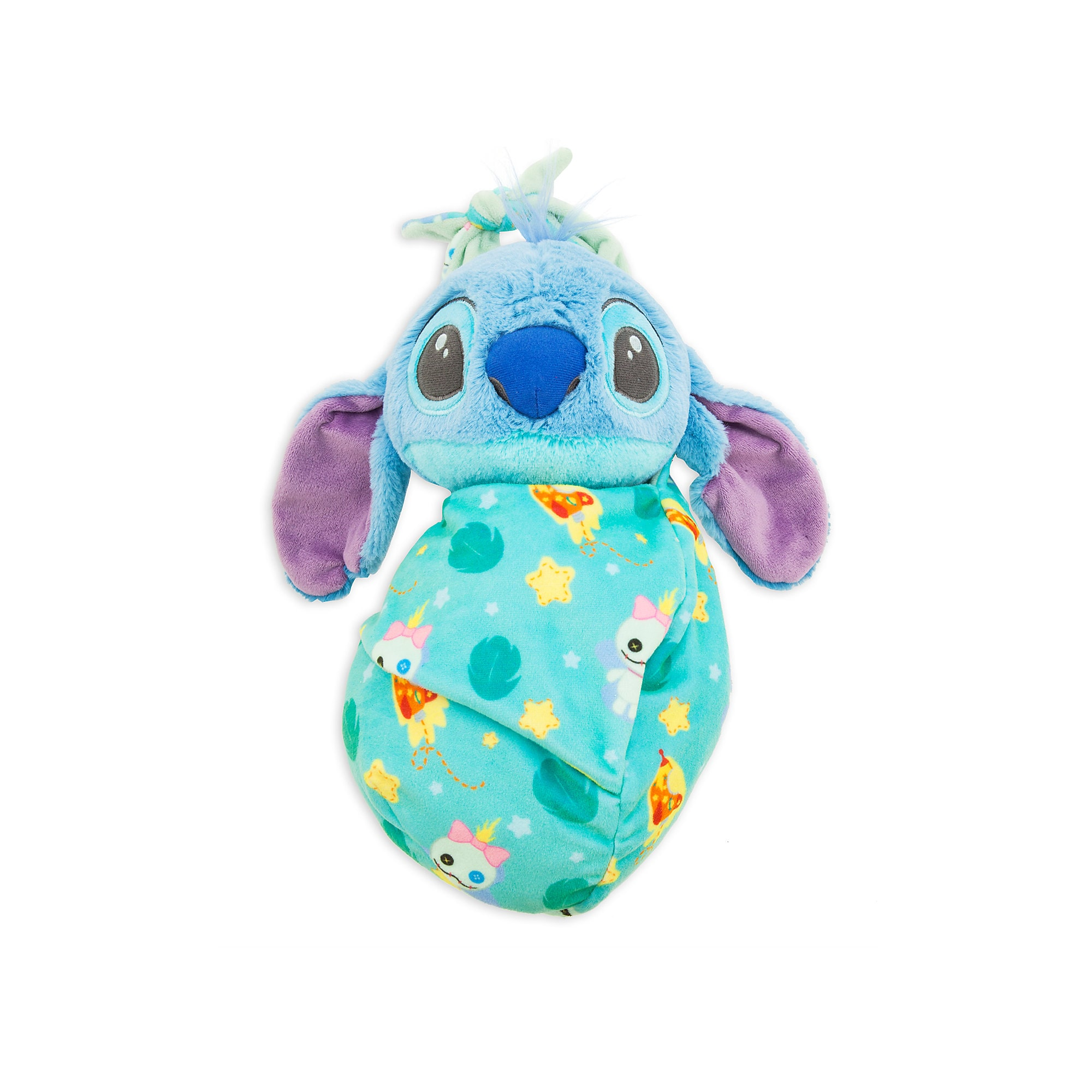 8d0634498308 Stitch Plush in Pouch - Disney Babies - Small