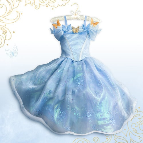 Cinderella Limited Edition Costume for Kids ? Live Action Film