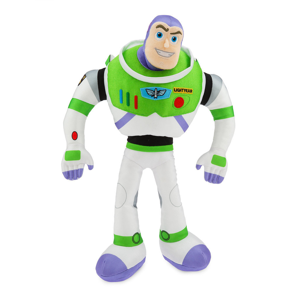 Buzz Lightyear Plush - Toy Story 4 - Medium - 17'' Official shopDisney