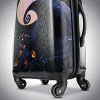 Image of Tim Burton's The Nightmare Before Christmas Rolling Luggage by American Tourister - Small # 4