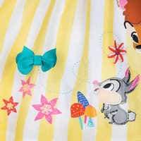 Image of Bambi Sun Dress for Girls - Disney Furrytale friends # 3