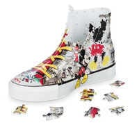 Image of Mickey Mouse 3-D Sneaker Puzzle by Ravensburger # 3