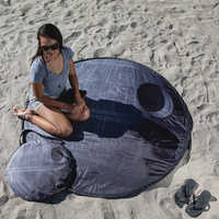 Image of Death Star Pop-Up Picnic Blanket and Bag - Star Wars # 2
