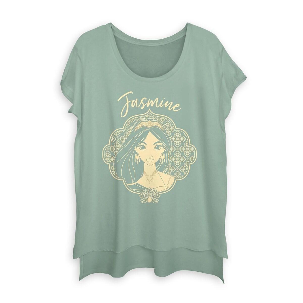 ed834c07 Jasmine Fashion T-Shirt for Juniors - Aladdin - Live Action Film