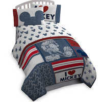Image of Mickey Mouse Americana Bedding Collection # 1