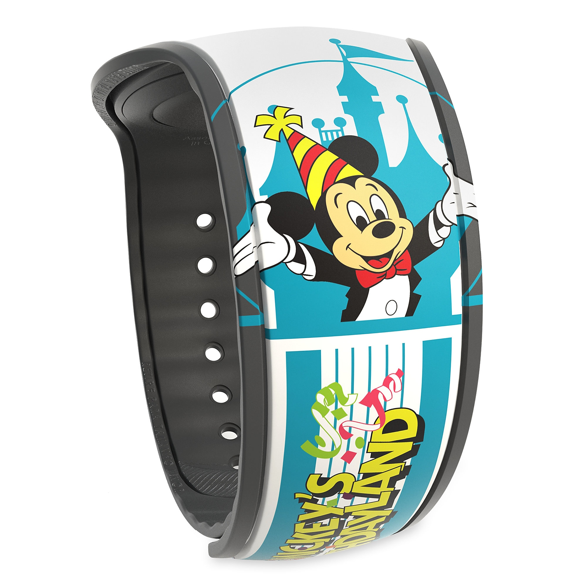 Mickey's Birthdayland YesterEars MagicBand 2 - Limited Release