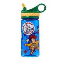 Image of Toy Story 4 Water Bottle with Built-In Straw # 3