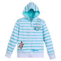 Image of Mickey Mouse and Friends Zip-Up Hoodie for Kids - Walt Disney World 2019 # 1