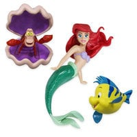 The Little Mermaid Dive Characters