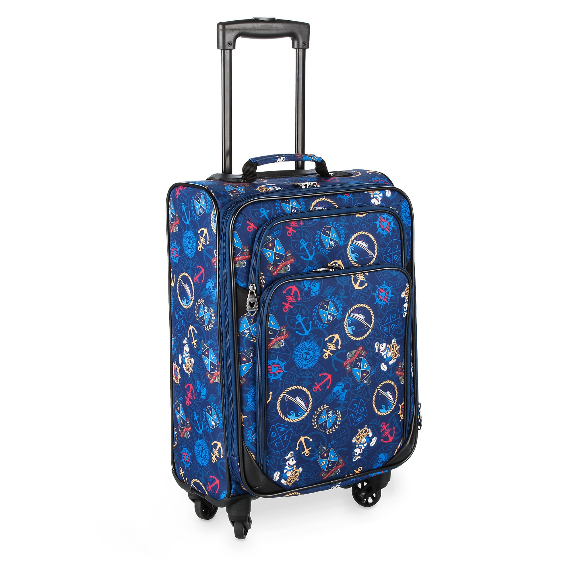Mickey Mouse Rolling Luggage - Disney Cruise Line - 22''