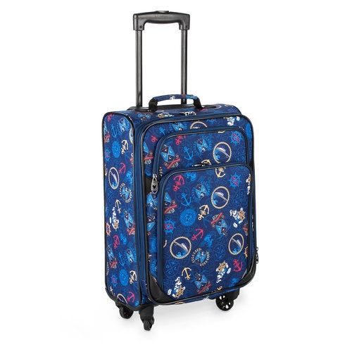 Mickey Mouse Rolling Luggage Disney Cruise Line 22