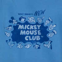 Image of Mickey Mouse Club Character T-Shirt for Adults # 2
