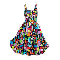 Image of Monsters, Inc. Dress for Girls # 1