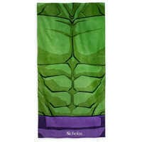 Image of Hulk Beach Towel - Personalizable # 1