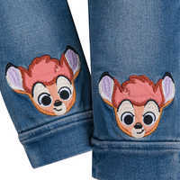 Image of Bambi Striped Top and Jean Set for Girls - Disney Furrytale friends # 8