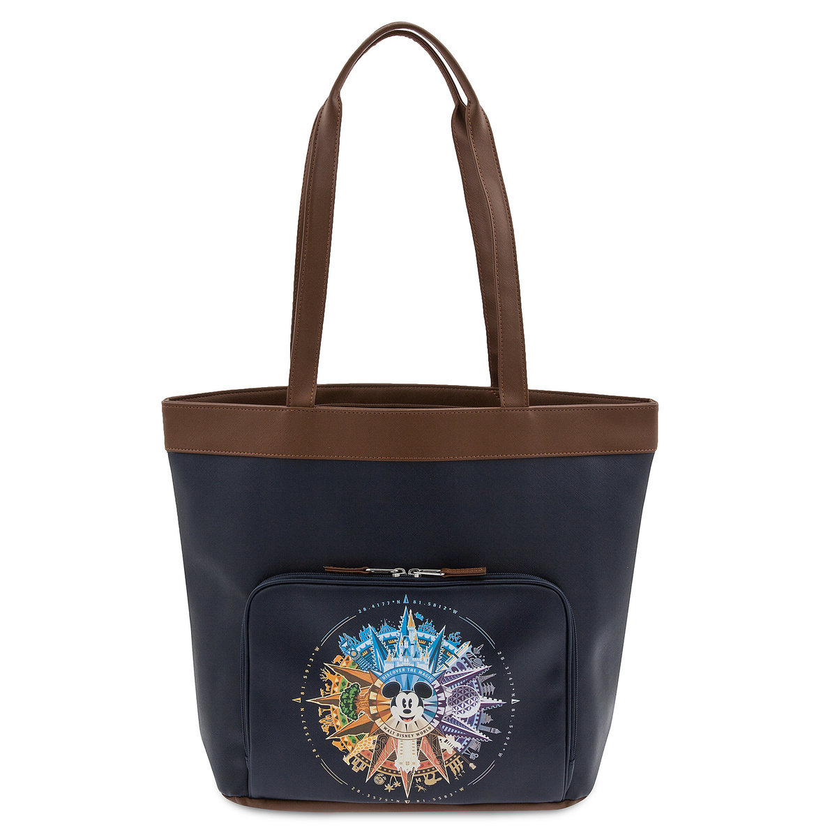98f769b2a3a0 Mickey Mouse Compass Tote - Walt Disney World