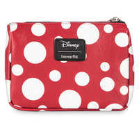 Image of Minnie Mouse Cosmetic Bag Set by Loungefly # 4