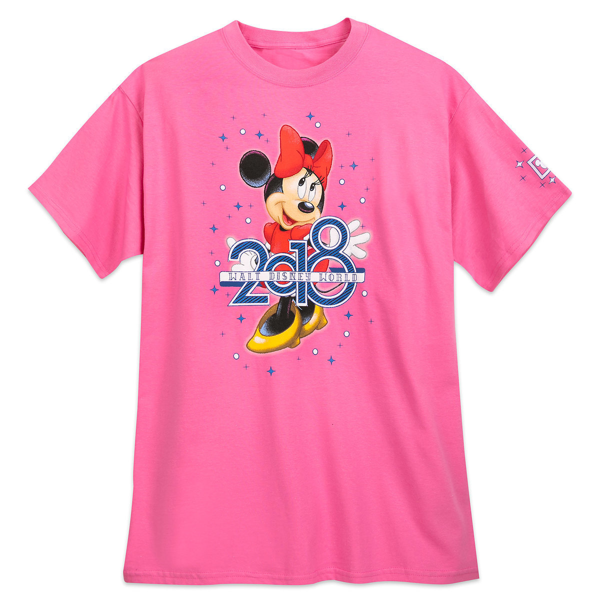 b062bd0c689bcd Product Image of Minnie Mouse T-Shirt for Adults - Walt Disney World 2018