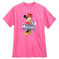 Image of Minnie Mouse T-Shirt for Adults - Walt Disney World 2018 # 1