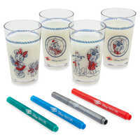 Image of Disney Cruise Line Drinkware and Marker Set # 2