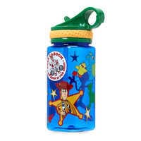 Image of Toy Story 4 Water Bottle with Built-In Straw # 2