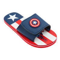 Image of Captain America Sandals for Kids # 1