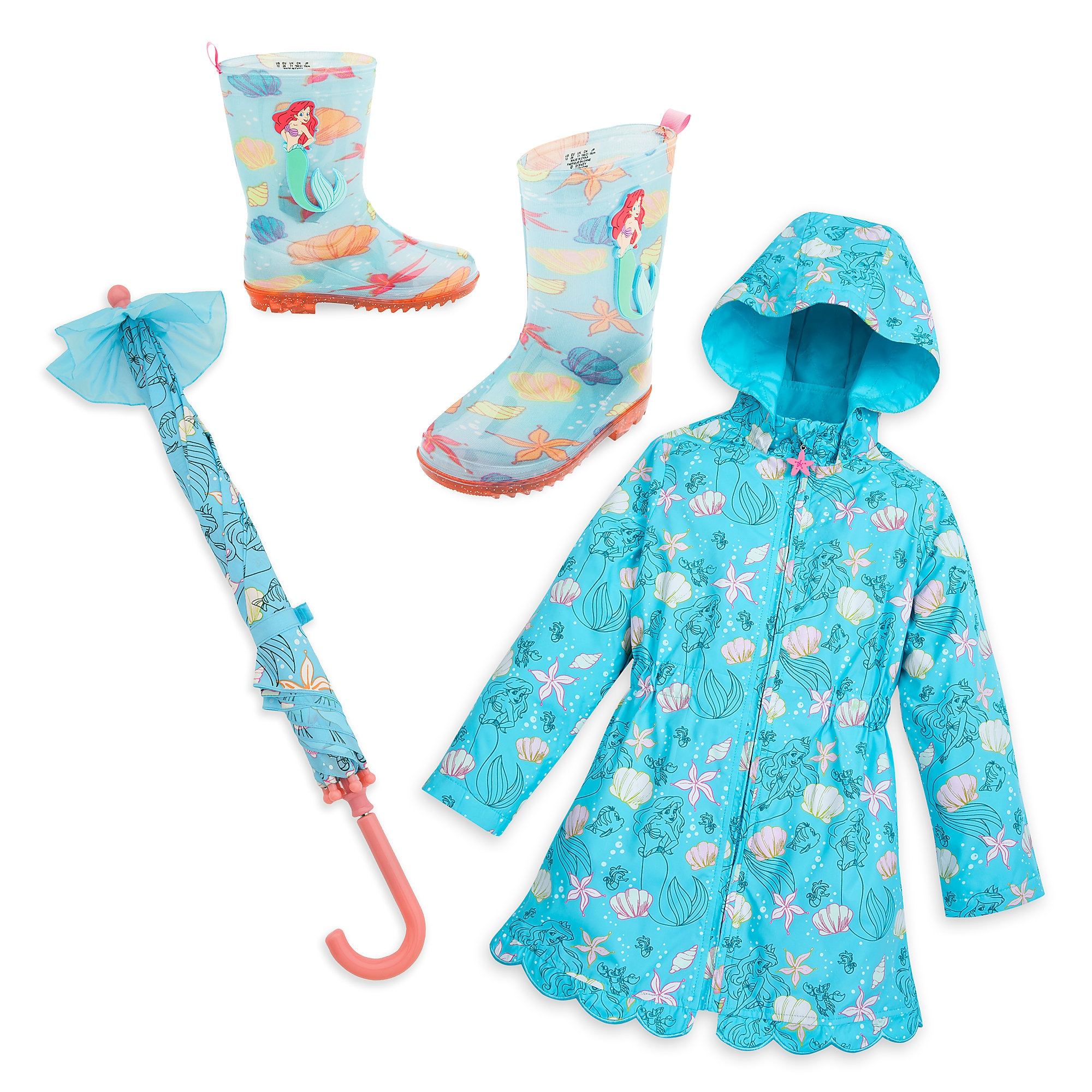 Ariel Rainwear Collection
